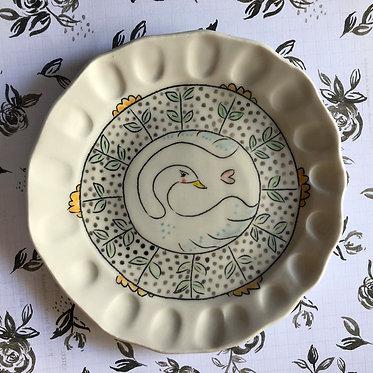 Carole Epp - Bird plate