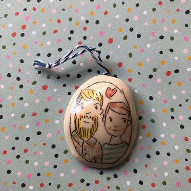 Carole Epp _Holiday Ornament 10