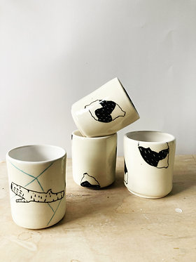 Seed and Twig Cups