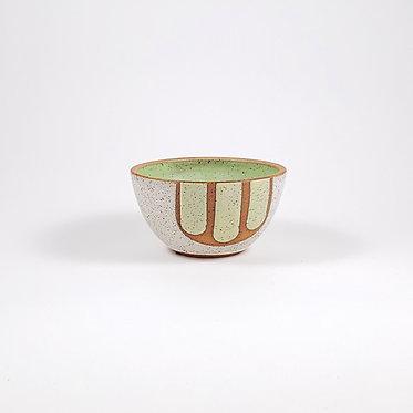 Toni Losey Retro Deco Small Bowl