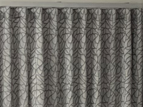 Wave Curtains.