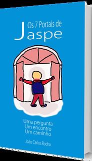 Os 7 portais de Jaspe - o livro.