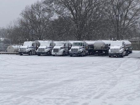 Winter In Richmond