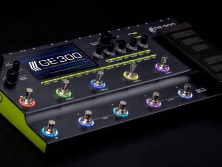 Mooer GE300 Amp Modeller