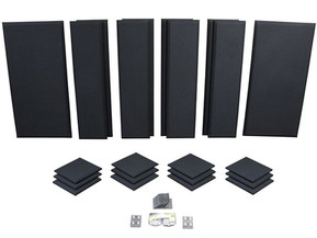 Acoustic panels versus foam