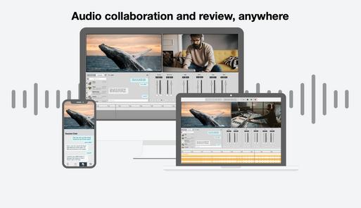 Virtual Studio Collaboration