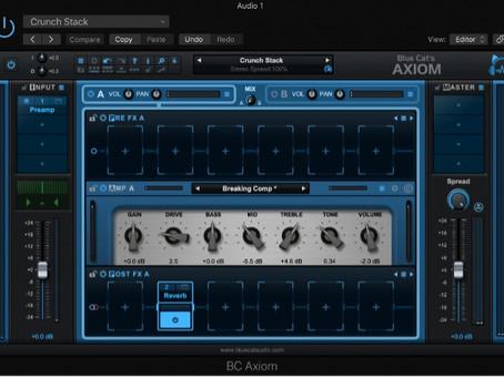 Blue Cat Audio Axiom DAW Plugin