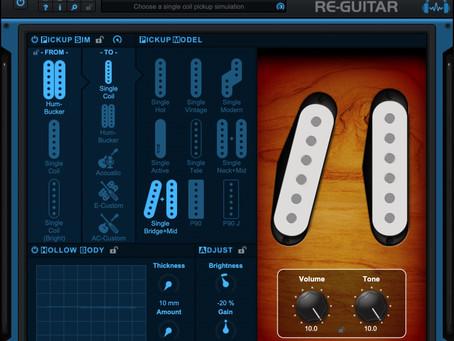 Blue Cat Re-Guitar DAW Plugin