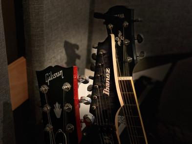 Guitars for Home Studio