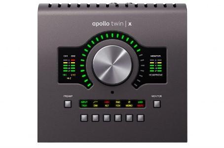 Introducing the new Universal Audio Apollo Twin X