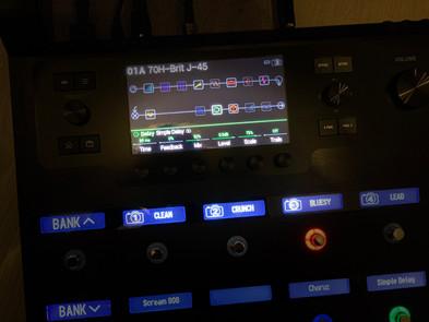 Amp Modeller for Home Studio