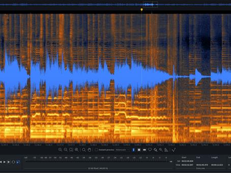 Transforming a mono recording into a streaming-ready song
