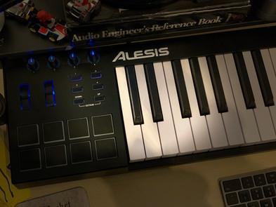 MIDI Keyboard for Home Studio