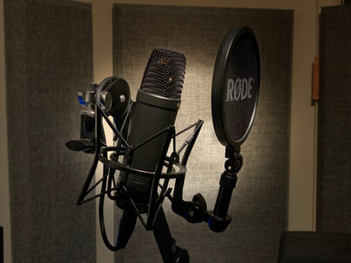 Microphone for Home Studio