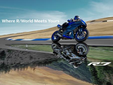 Yamaha R7 | Respecting the legend