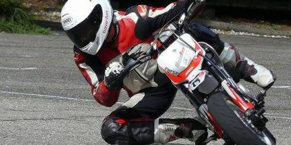Pitbike-Training Outdoor