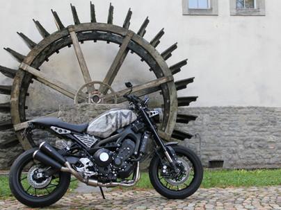XSR 900 Tell Ride