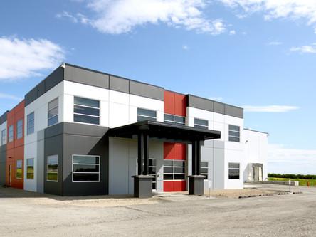 Soleterra's production facility in Acme, Alberta