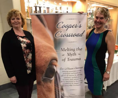 Welcome to Cooper's Crossroad and our first blog!