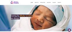 Shintre Hospital - Website
