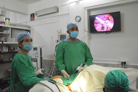 Operating Surgeons