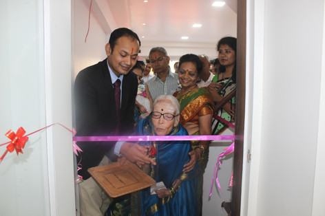 Endoscopy and Fertility Centre Opening