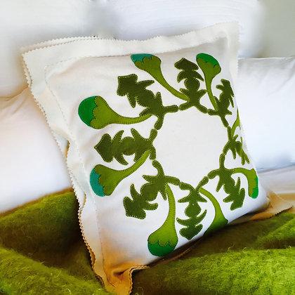 Summer Tivaevae Applique & Embroidery Cushion Kit