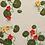 Thumbnail: Nasturtium Cushion Wool Applique & Embroidery Kit