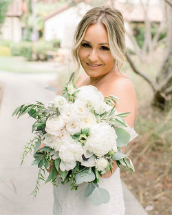 A beautifully classic bouquet made for a