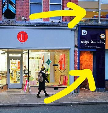 Designs in Mind Shropshire Studio