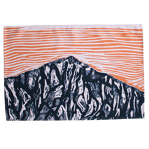 TeaTowel- Cabbage Mountain