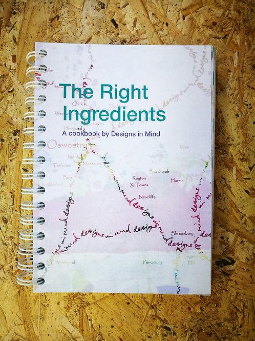 Designs in Mind Cook Book