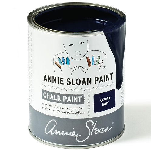 Annie Sloan - Chalk Paint - Oxford Navy