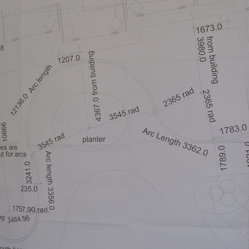 Plan for Mosaic Path