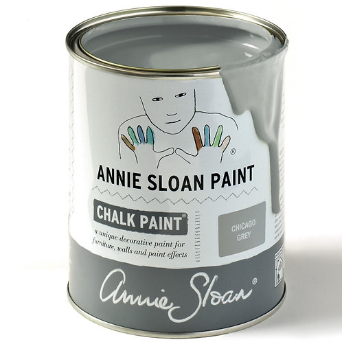 Annie Sloan - Chalk Paint - Chicago Grey