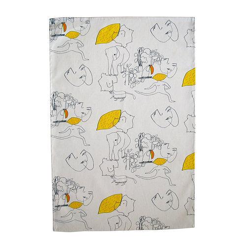 Eden Collection - Fauna Tea Towel
