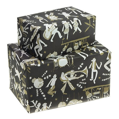 Party People Wrapping Paper