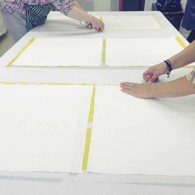 Screen Printing Preparation Prisms Design