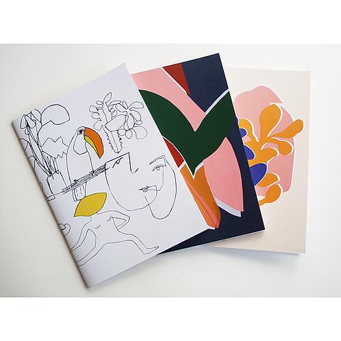 Eden Collection - Notebooks