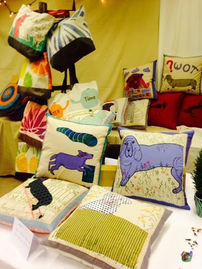 Designs in Mind Christmas Sale Cushions and Bags
