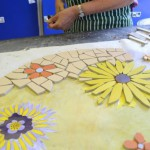 Mosaic Table Designs in Mind