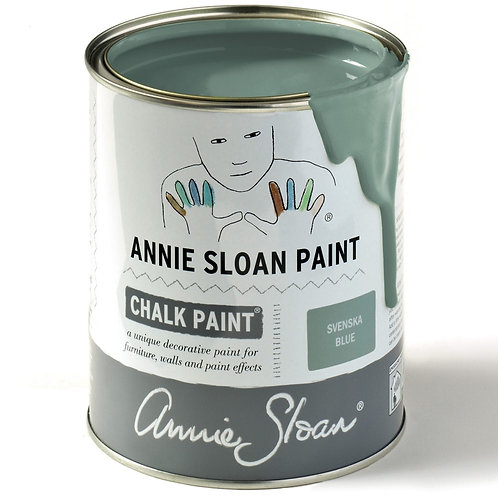 Annie Sloan - Chalk Paint - Svenska Blue