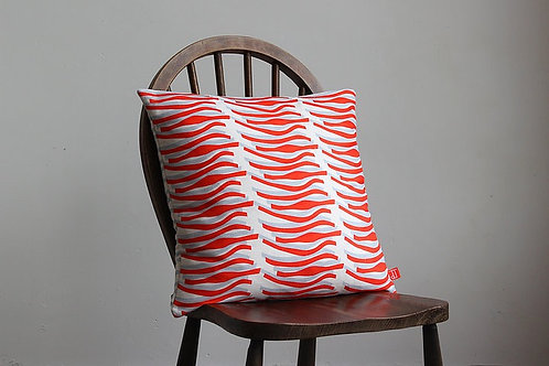 Lustre Design Tomato Cushion
