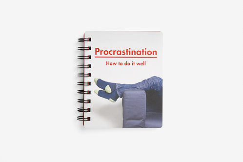 Procrastination- How to do it well