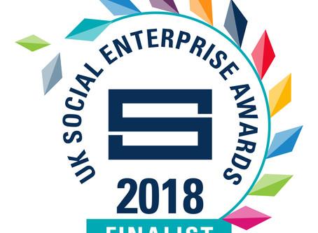 Social Enterprise UK Awards 2018