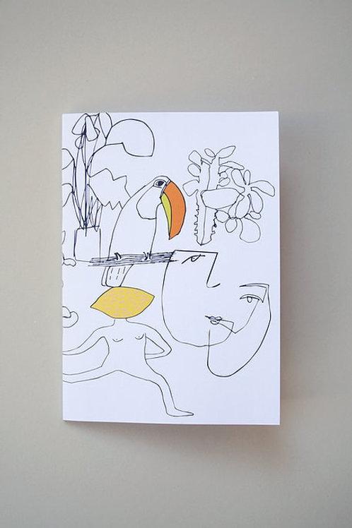 Eden Collection - Fauna Notebook