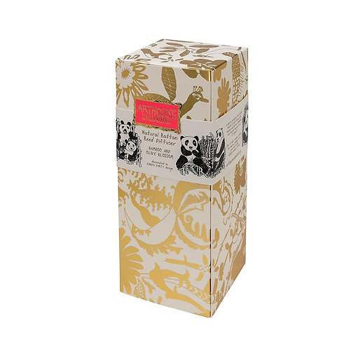 Reed Diffuser - Bamboo & Olive Blossom