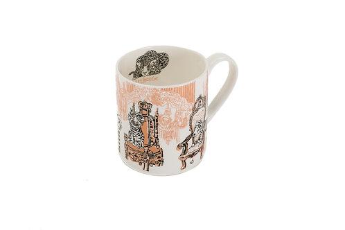 Opulent Tiger Mug