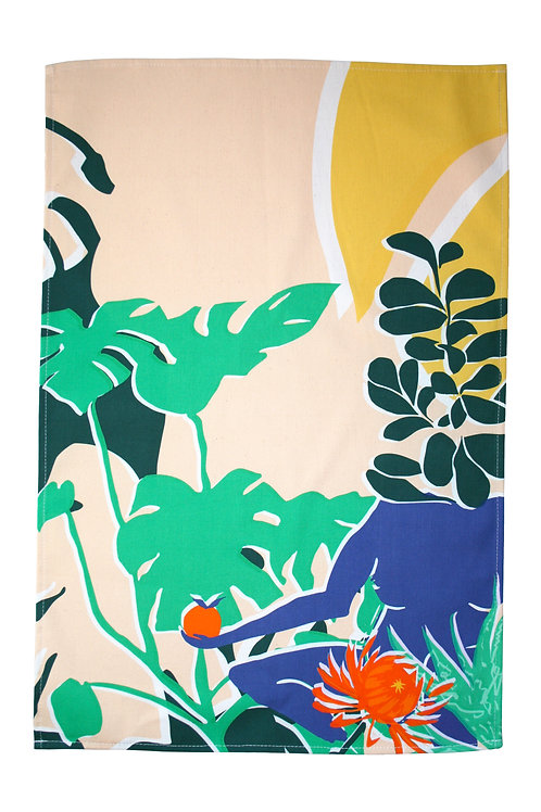 EDEN Collection - Forbidden Fruit Towel