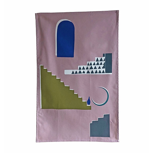 Marrakech Tea Towel